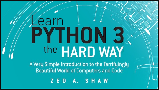 learn python the hard way book